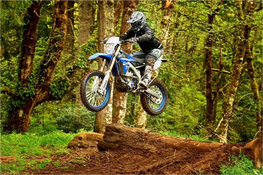 2018 Yamaha WR250F in San Jose, California
