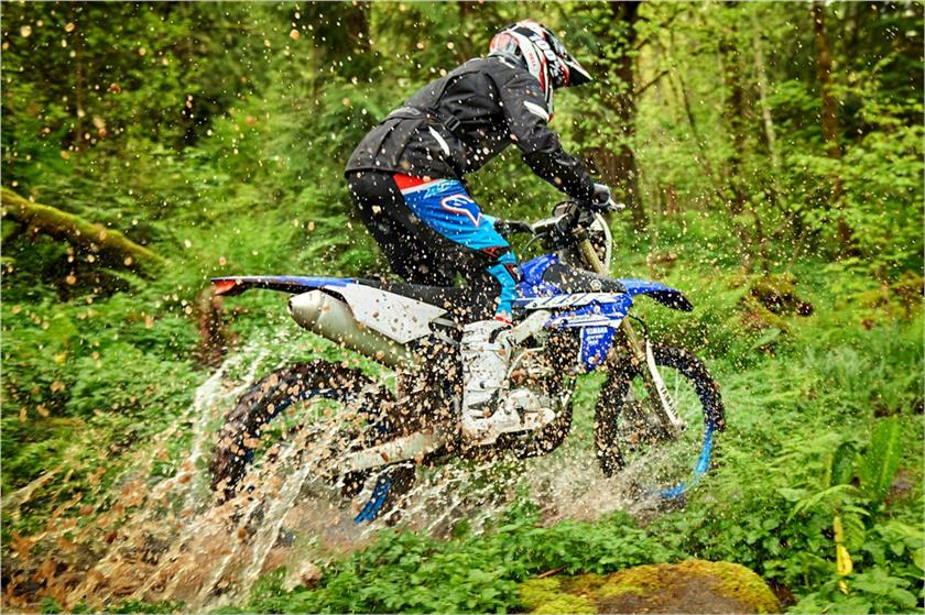 2018 Yamaha WR250F in Berkeley, California