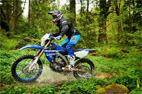 2018 Yamaha WR250F in Danville, West Virginia