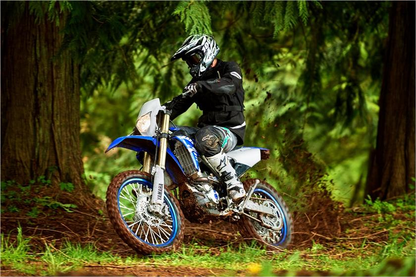 2018 Yamaha WR250F in Miami, Florida