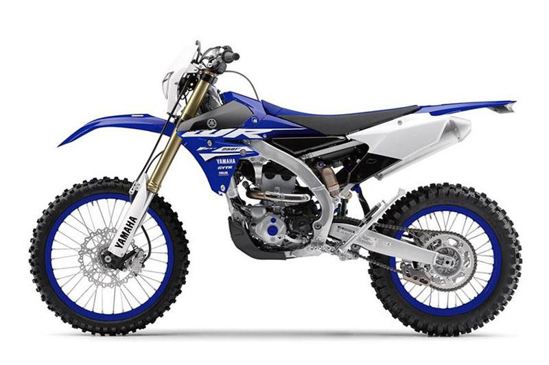 2018 Yamaha WR250F in Berkeley, California - Photo 2