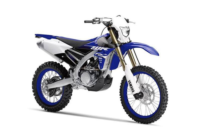 2018 Yamaha WR250F in Port Washington, Wisconsin