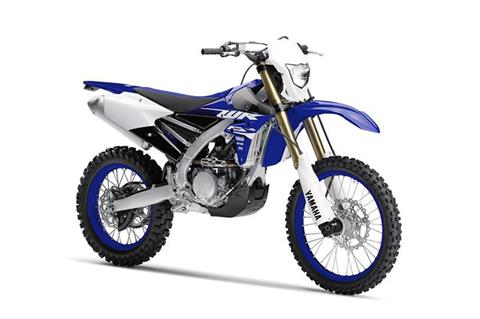 2018 Yamaha WR250F in Pine Grove, Pennsylvania