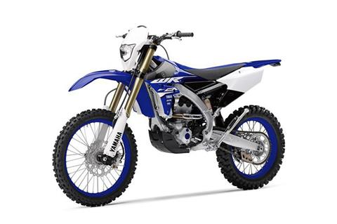 2018 Yamaha WR250F in Virginia Beach, Virginia