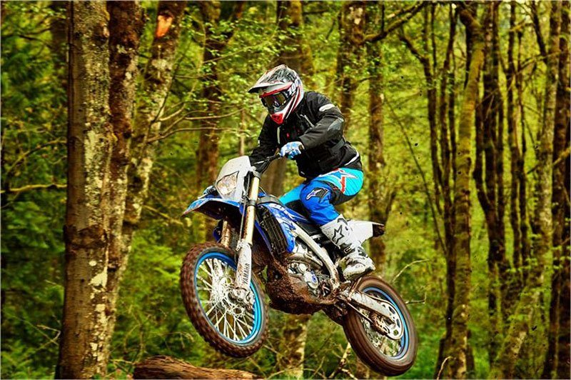 2018 Yamaha WR250F in Metuchen, New Jersey - Photo 7