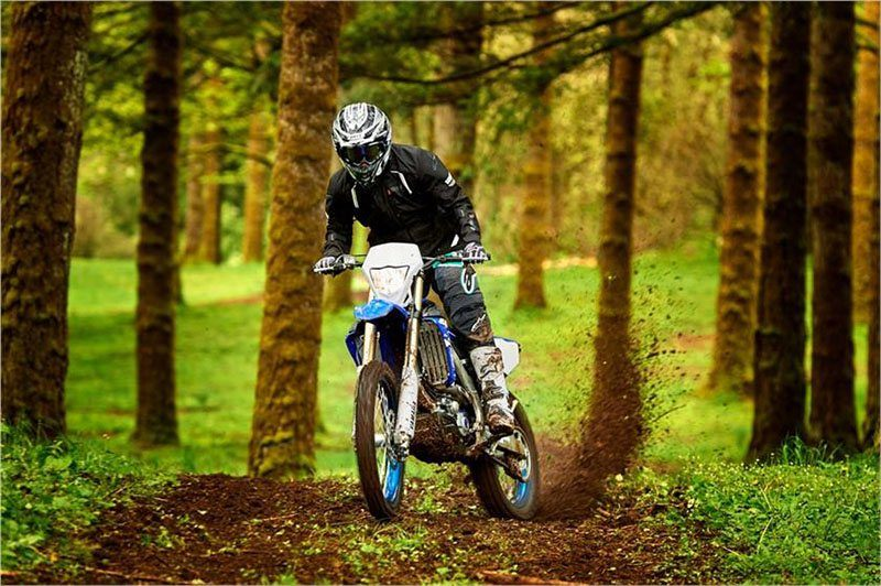 2018 Yamaha WR250F in Woodinville, Washington - Photo 8