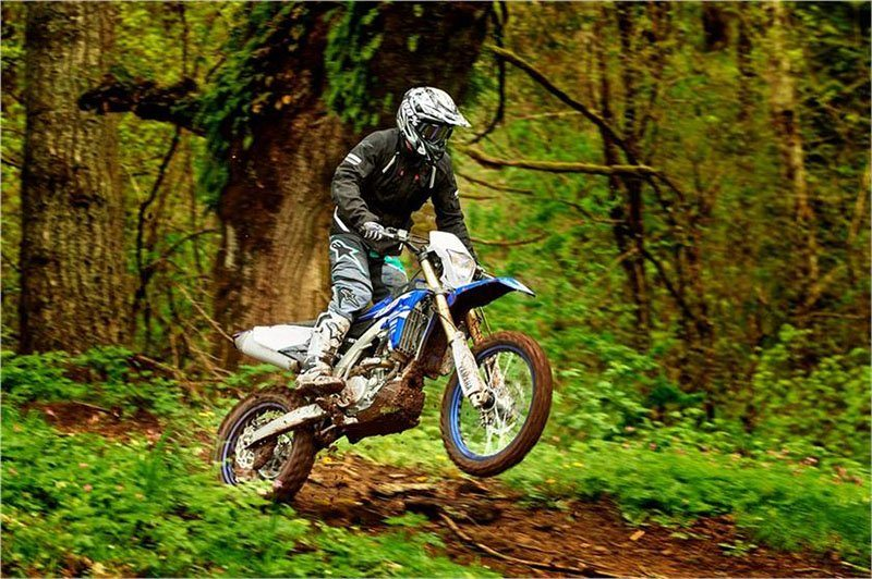2018 Yamaha WR250F in Berkeley, California - Photo 9
