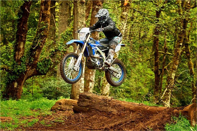 2018 Yamaha WR250F in Eureka, California