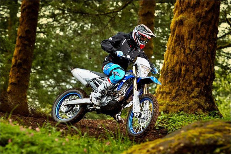 2018 Yamaha WR250F in Berkeley, California - Photo 11