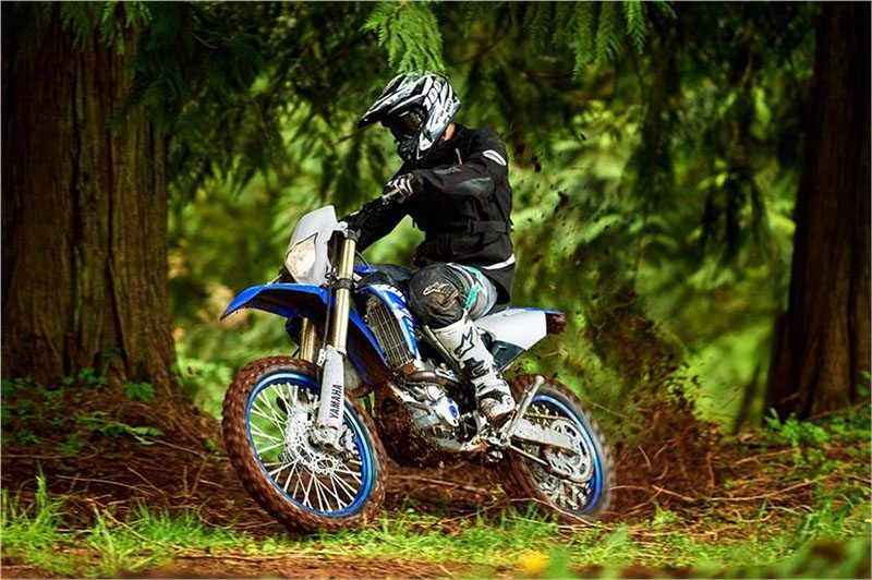 2018 Yamaha WR250F in Greenville, South Carolina