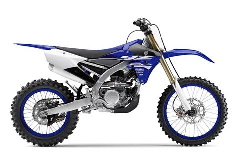 2018 Yamaha YZ250FX in Greenville, North Carolina