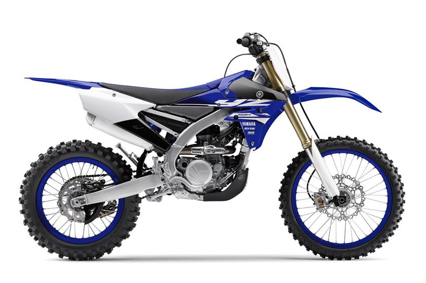 2018 Yamaha YZ250FX in Franklin, Ohio