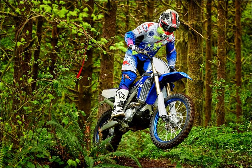 2018 Yamaha YZ250FX in San Jose, California