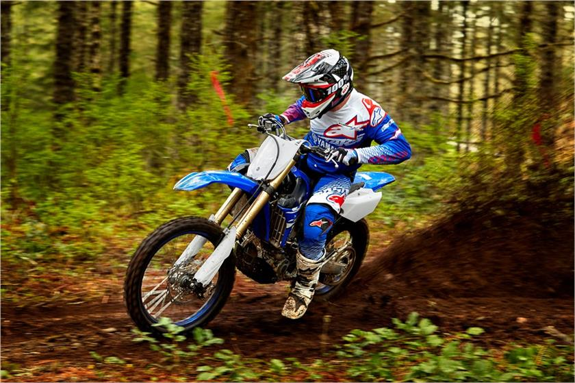 2018 Yamaha YZ250FX in Phillipston, Massachusetts