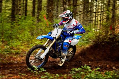 2018 Yamaha YZ250FX in Hendersonville, North Carolina