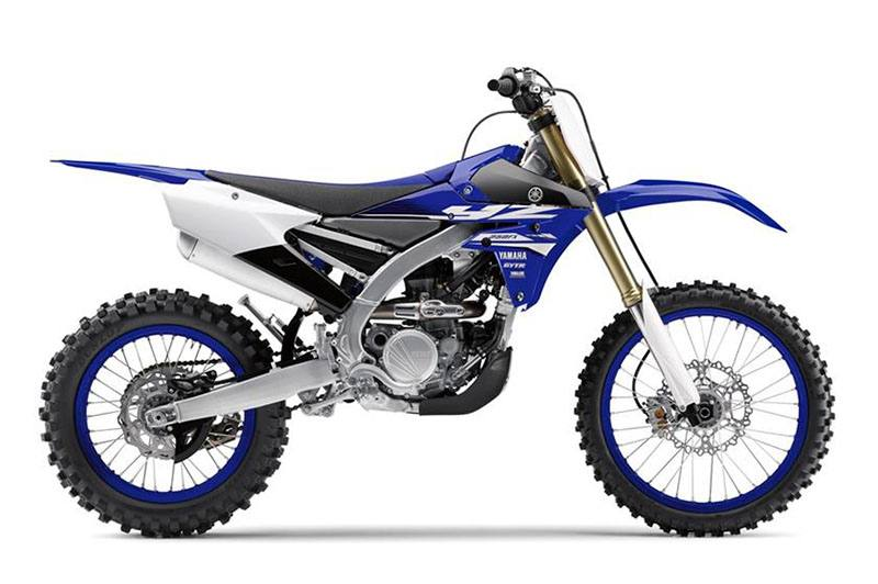 2018 Yamaha YZ250FX in Cumberland, Maryland