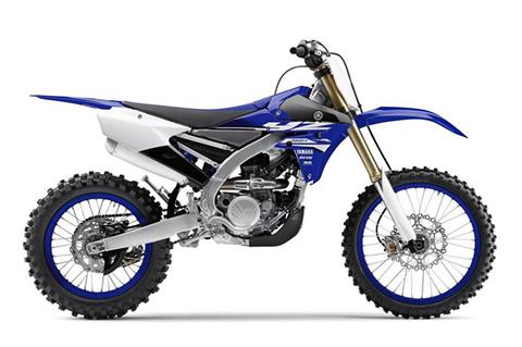 2018 Yamaha YZ250FX in Danbury, Connecticut