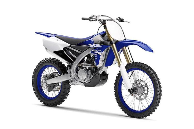 2018 Yamaha YZ250FX in Miami, Florida