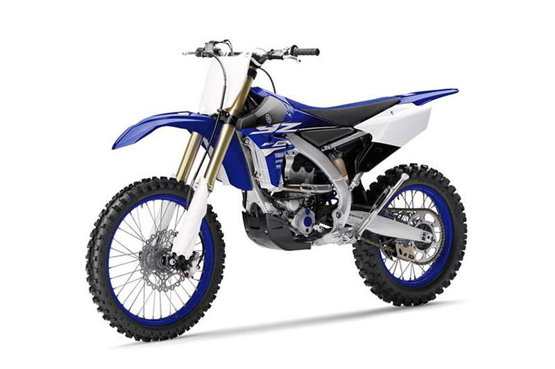 2018 Yamaha YZ250FX in Johnson City, Tennessee