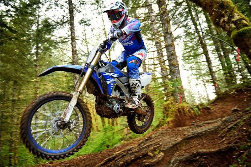 2018 Yamaha YZ250FX in Sumter, South Carolina