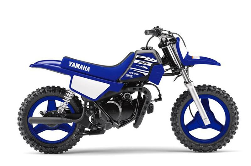2018 Yamaha PW50 in Darien, Wisconsin