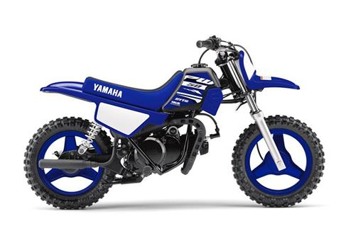 2018 Yamaha PW50 in Phillipston, Massachusetts