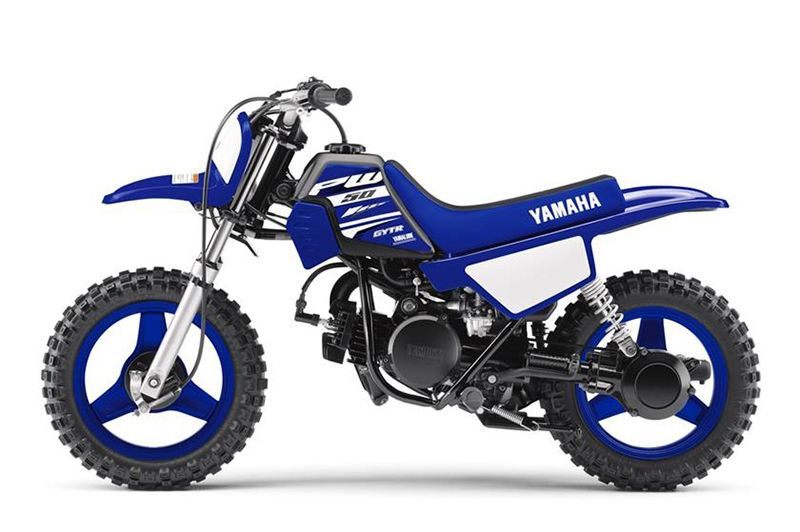 2018 Yamaha PW50 in Ebensburg, Pennsylvania - Photo 2