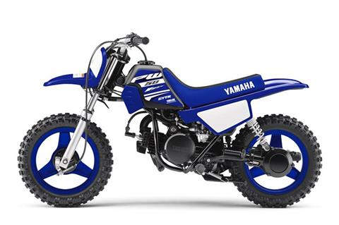 2018 Yamaha PW50 in Waynesburg, Pennsylvania
