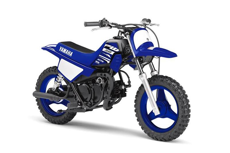 2018 Yamaha PW50 in Hobart, Indiana