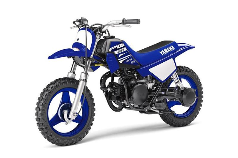 2018 Yamaha PW50 in Mount Vernon, Ohio