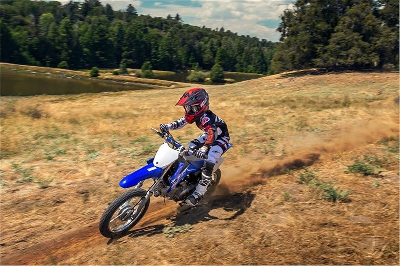 2018 Yamaha TT-R110E in Cumberland, Maryland