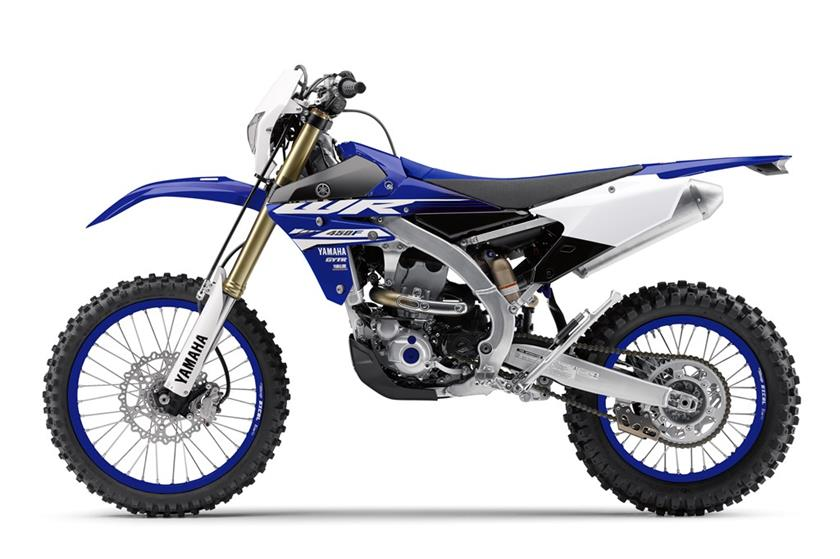 2018 Yamaha WR450F in Danville, West Virginia
