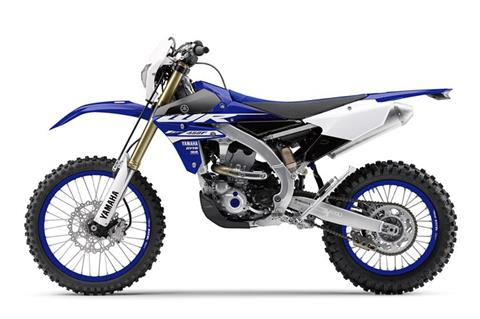 2018 Yamaha WR450F in Rock Falls, Illinois