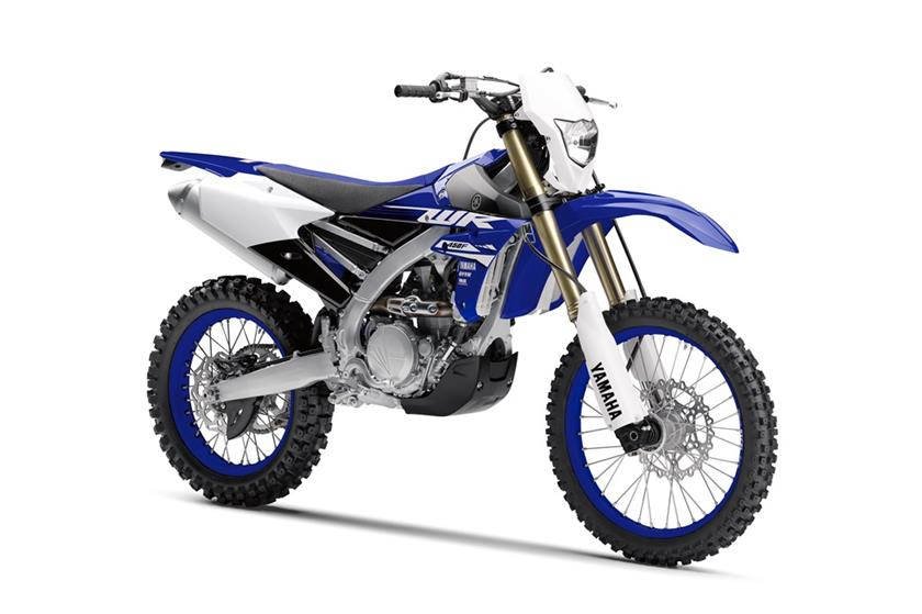 2018 Yamaha WR450F in Phillipston, Massachusetts