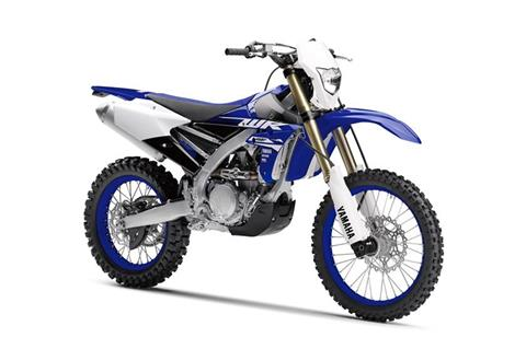 2018 Yamaha WR450F in North Little Rock, Arkansas