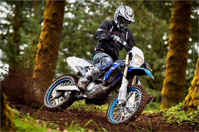 2018 Yamaha WR450F in Canton, Ohio