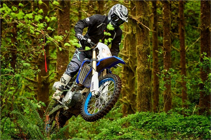 2018 Yamaha WR450F in Johnstown, Pennsylvania