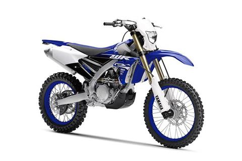2018 Yamaha WR450F in Tamworth, New Hampshire