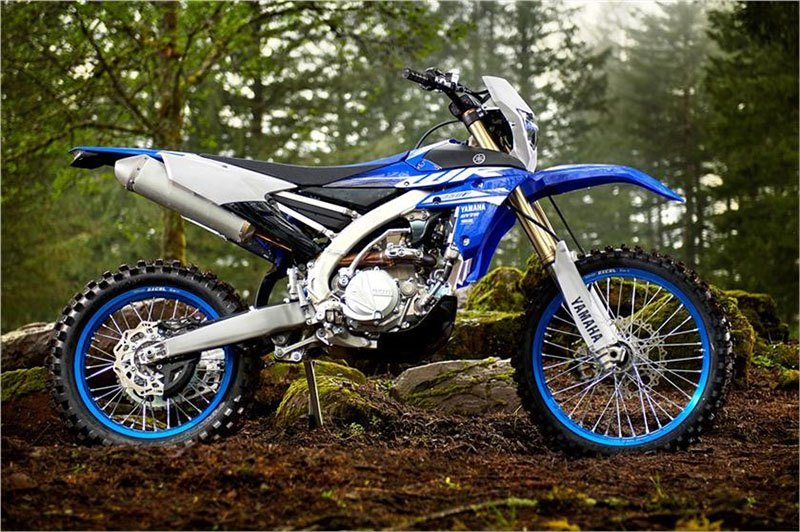 2018 Yamaha WR450F in Manheim, Pennsylvania