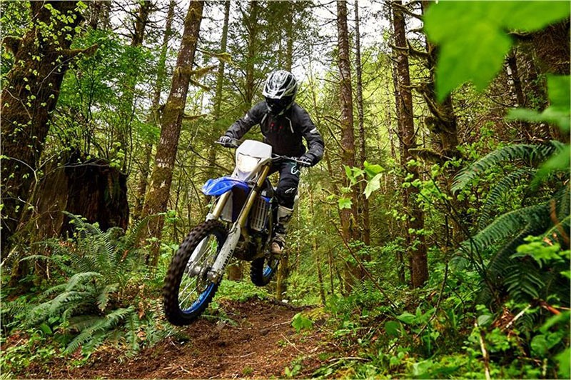 2018 Yamaha WR450F in Dimondale, Michigan - Photo 6