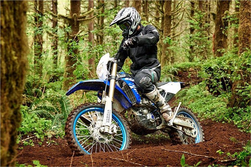 2018 Yamaha WR450F in Greenville, North Carolina - Photo 10