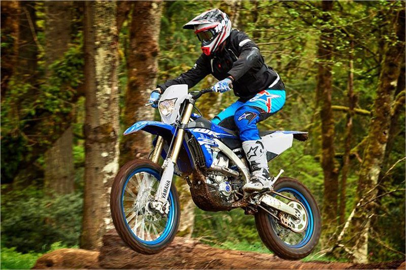 2018 Yamaha WR450F in Sacramento, California