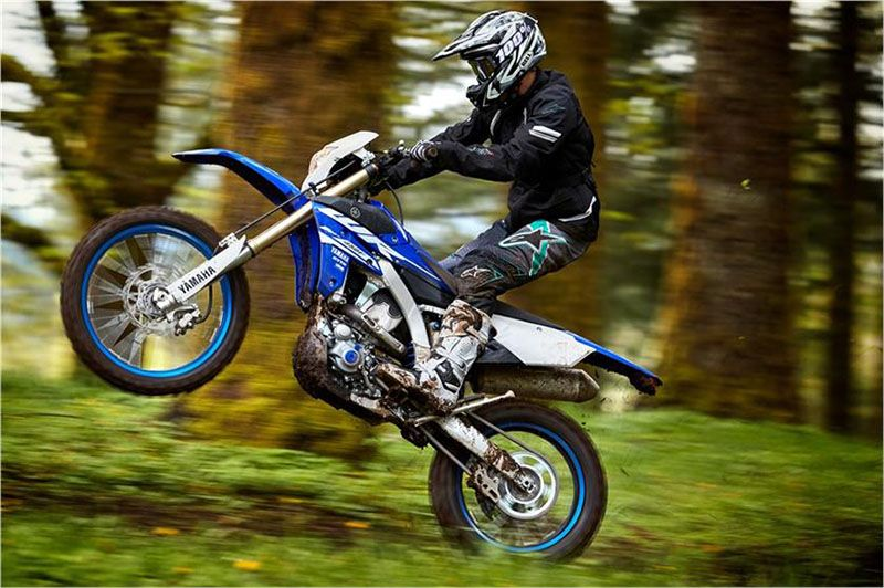 2018 Yamaha WR450F in Greenville, North Carolina - Photo 12