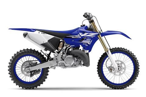 2018 Yamaha YZ250X in Eureka, California