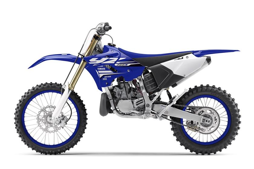 2018 Yamaha YZ250X in Bessemer, Alabama