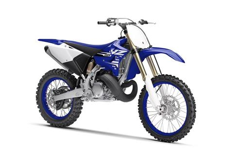 2018 Yamaha YZ250X in Galeton, Pennsylvania
