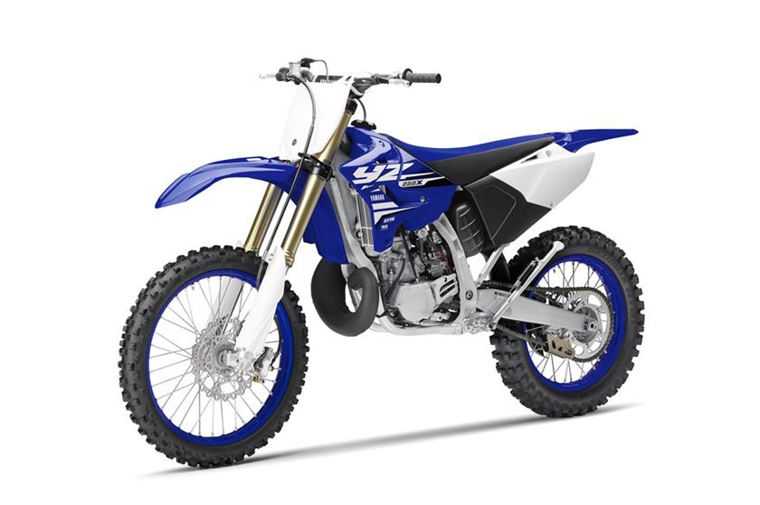 2018 Yamaha YZ250X in Union Grove, Wisconsin