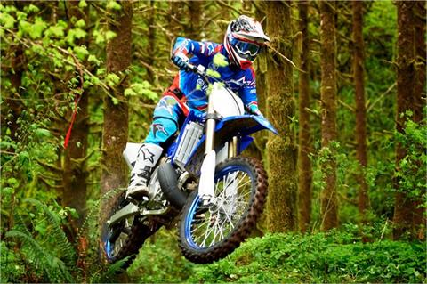 2018 Yamaha YZ250X in Phillipston, Massachusetts