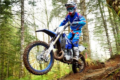 2018 Yamaha YZ250X in Hailey, Idaho