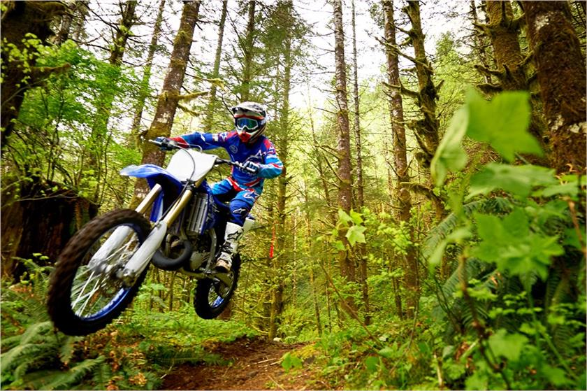 2018 Yamaha YZ250X in Hendersonville, North Carolina